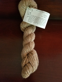 Photo of Yarn: Callisto 2 ply Worsted Wt.