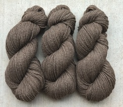 Photo of 2 ply Copper Rain baby alpaca