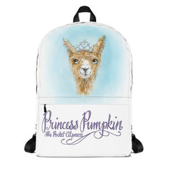 Princess Pumpkin Backpack