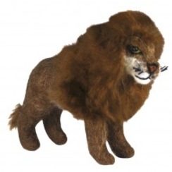Photo of Felted Lion