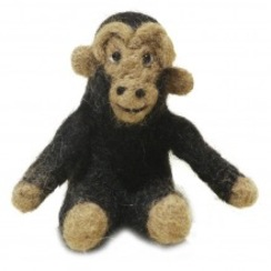 Photo of Felted Chimpanzee