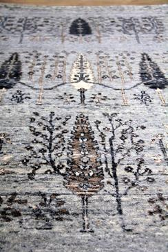 A-Hand Knotted Suri Rug-Group 3