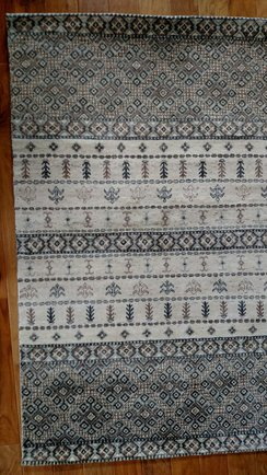 A-Hand Knotted Suri Rug-Group 2