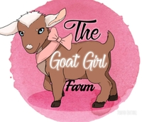 The Goat Girl Farm  - Logo