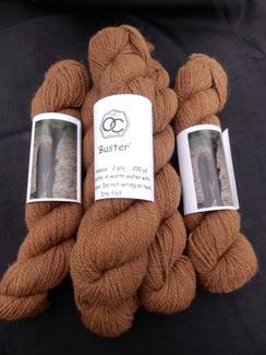 Yarn - Buster