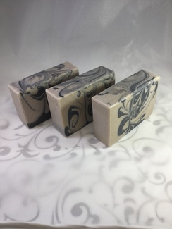 INTERCEPTOR goat milk soap