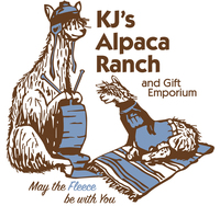KJ's Alpaca Ranch & Gift Emporium - Logo