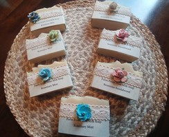 Hand Crafted Goat Milk Soap Bars