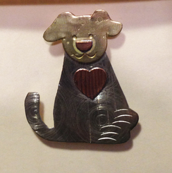 Photo of Magnetic Shawl Pins
