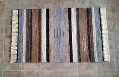 Photo of Alpaca Woven Area Rug 3 ft. x 5.3 ft.