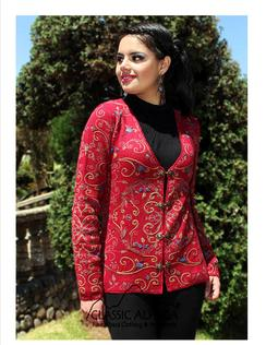 Photo of SALE, Full Embroidered Sweater