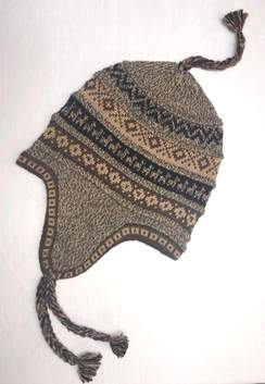 Alpaca Blend Adult Chullo Hats