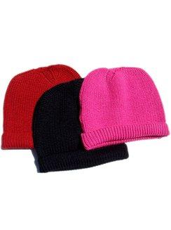Half Brioche Stitch Hat
