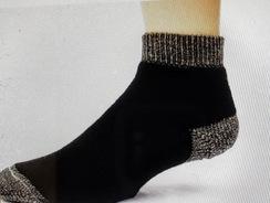 Alpaca slipper booties