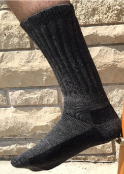 Just Great Alpaca Socks!