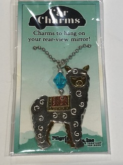 Photo of Alpaca Car Charm