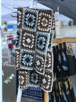 Photo of Grannie Square Blanket