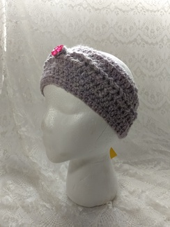 Photo of Ear-warmer headband style