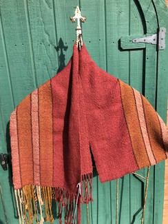 Winter shawl