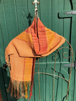 Autumnal scarf