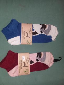 Photo of Alpaca Face Socks