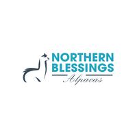 Northern Blessings Alpacas - Logo