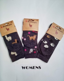 Woodland Critter Socks