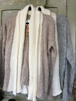Sweater - Comfort Boucle