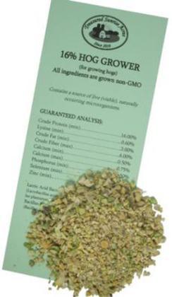 16% Hog Grower - $16/50#