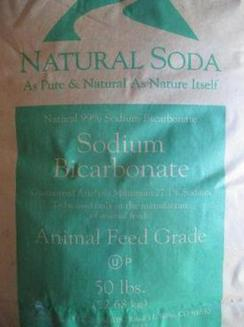 Natural Sodium Bicarbonate
