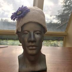 Photo of Felted Floral Hat
