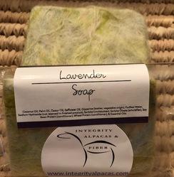Aloe Lavender Soap