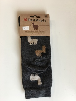 Photo of Alpaca Bamboo Socks (RM)