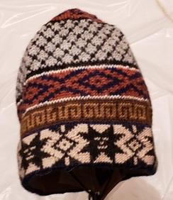 Gretel Alpaca Hat