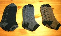 Photo of Alpacatrax Gripper Slipper Alpaca Socks