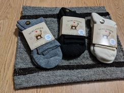 Photo of Norlander Heavyweight Short Alpaca Socks