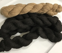 Photo of 3 Ply 100% Alpaca Yarn