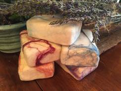 Felted Soap Class