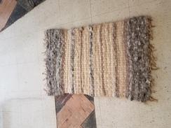 Photo of Elegant alpaca rug