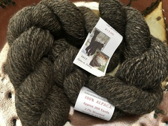 Photo of Yarn...Jimmy and BAVs Athena Rose 17