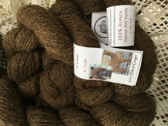 Photo of Yarn...BAVs Zula and Gingersnap 17