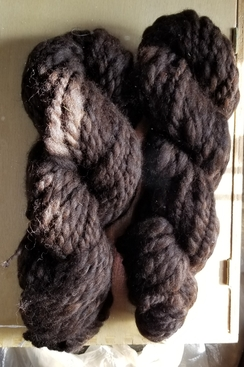 2 Ply Brown 100% Alpaca