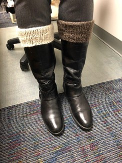 Photo of Boot Cuffs