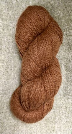 Photo of 3-Ply Worsted Wt 100% Alpaca Yarn (LB)