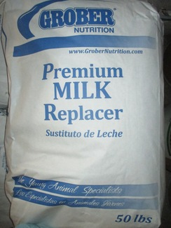 Milk Replacer - Kid 22/25
