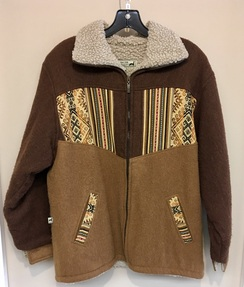 Tapestry Alpaca Jacket