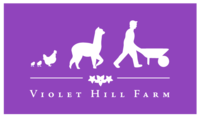 Violet Hill Farm - Logo