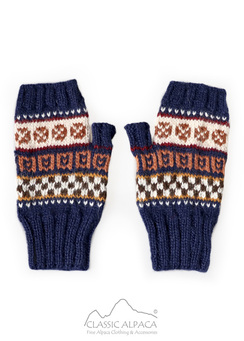 Chicama fingerless gloves
