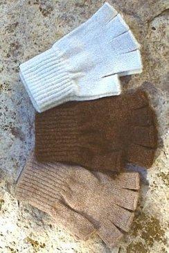 Co-op Alpaca Fingerless Gloves