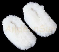Alpaca Fur Slipper